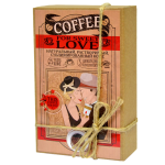 Подарок Кофе 'For sweet love'