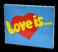 Подарок Шоколадный набор 'Love is' XL