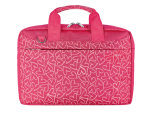 Сумка для ноутбука Trust 13.3 Bari Pink hearts (21163)