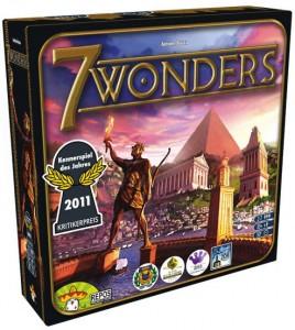 Настольная игра '7 Wonders (7 Чудес)'