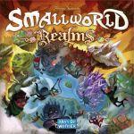 Настольная игра 'Small World: Realms (Маленький мир: Королевства)' дополнение к игре