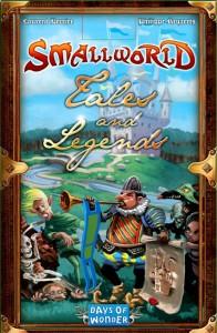 Настольная игра 'Tales and Legends (Сказания и легенды)' доп-е к Small World