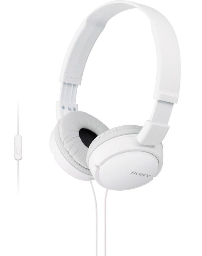 Купить Наушники Sony MDR-ZX110AP White (MDRZX110APW.CE7)