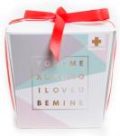 Подарок Волшебное печенье с предсказаниями 'YOU+ME'