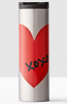 Тамблер Starbucks 11063890 Stainless Steel Heart Tumbler