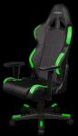 кресло Геймерское кресло DXRacer Racing OH/RW99/NE Black/Green