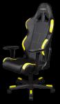 кресло Геймерское кресло DXRacer Racing OH/RW99/NY Black/Yellow