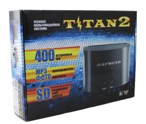 Titan 2 Sega Magistr