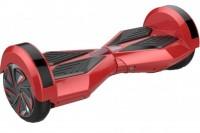 Гироборд UFT Deluxeboard Red 8'' с подсветкой и колонкой + пульт и сумка