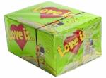 фото Блок жвачек 'Love is...' (яблоко-лимон) #3