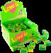 Подарок Блок жвачек 'Love is...' (яблоко-лимон)