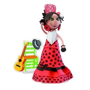 Набор для творчества Educa 'Кукла Фофуча Лола' (EDU-16374)