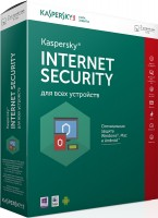 Программа Kaspersky Internet Security 2016-2017 1ПК 1год (ключ)