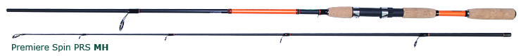 Купить Спиннинг Kalipso Premiere Spin PRS-802MH 2.40м 7-35г (2006072)
