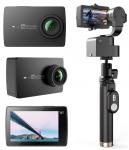 Экшн-камера Xiaomi Yi 4K Black with Gimbal sets (Р28751)