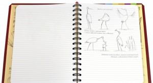 фото страниц SketchBook. Визуальный экспресс-курс рисования (вишневый) #2