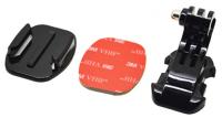 Базовое крепление крюк и платформа 3М для камеры Xiaomi Yi Лицензия BMGP25 (Р28997)