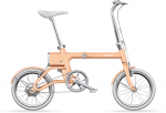 Электровелосипед UMA Yunbike mini foldable bicycle Orange (Р27964)