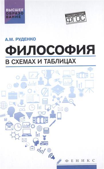Купить Философия в схемах и таблицах. Учебное пособие, Андрей Руденко, 978-5-222-26435-5, 978-5-222-30544-7