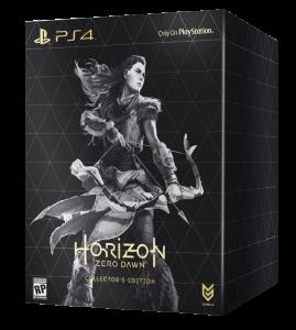 игра Horizon: Zero Dawn. Collectors Edition  PS4