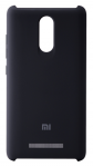 Чехол бампер Xiaomi Case for Redmi Note 3 Black (1154900017)