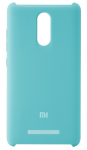 Чехол бампер Xiaomi Case for Redmi Note 3 Blue (1154900018)
