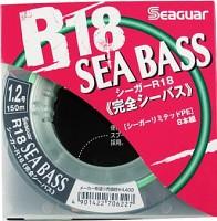 Шнур Seaguar R18 Sea Bass 150m PE1.2