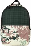 Рюкзак Upixel 'Camouflage' зелено-коричневый