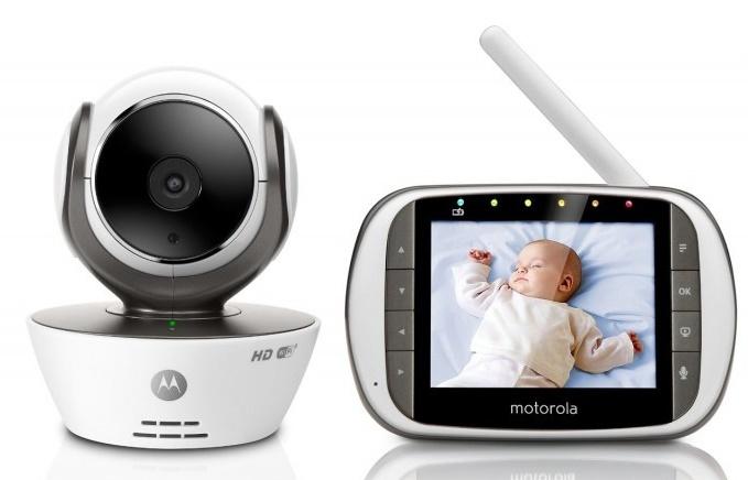 Видеоняня Motorola MBP853 Connect HD