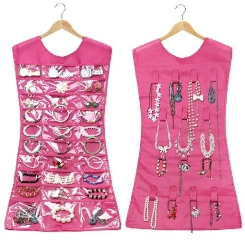 Купить Маленькое платье-органайзер для украшений (розовый цвет), China Factory
