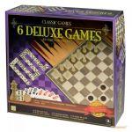 Классические игры Набор из 6-ти игр Делюкс Merchant Ambassador (ST039)