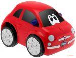 Машинка инерционная Fiat 500 'Turbo Touch' (красная) Chicco (07331.07)