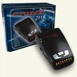 Автомобильный радар-детектор Crunch 211B