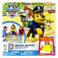 Настольная игра 'Spin Master' Щенячий патруль 'Спасательная операция на пляже' (SM34232)