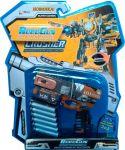 Пистолет-трансформер 2 в 1 'Crusher' RoboGun (6 мягких пуль, блистер) (K04)