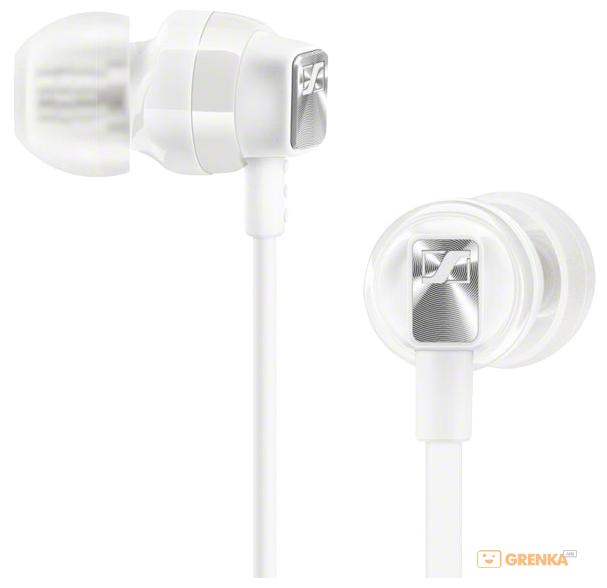 Купить Наушники Sennheiser CX 3.00 White (506246)