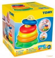 Забавная пирамидка Tomy (6634)