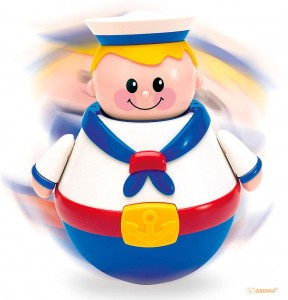 Неваляшка 'Морячок' Tolo (большая) (89348)
