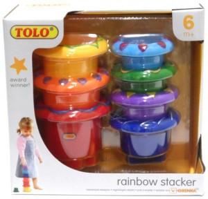 Пирамидка для развития ребенка Tolo (89650)