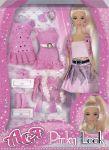 Набор с куклой Ася 'Розовый стиль' (28 см) (35080)