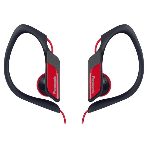 Наушники Panasonic RP-HS34E-R (красные)