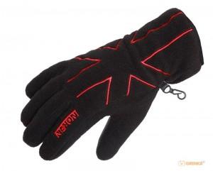 Перчатки флисовые женские Norfin Women Black (с утеплением) L (705062-L)