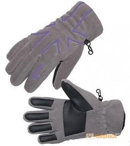 Перчатки флисовые женские Norfin 'Women Violet' (с утеплением) L (705065-L)