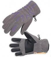 Перчатки флисовые женские Norfin 'Women Violet' (с утеплением) M (705065-M)