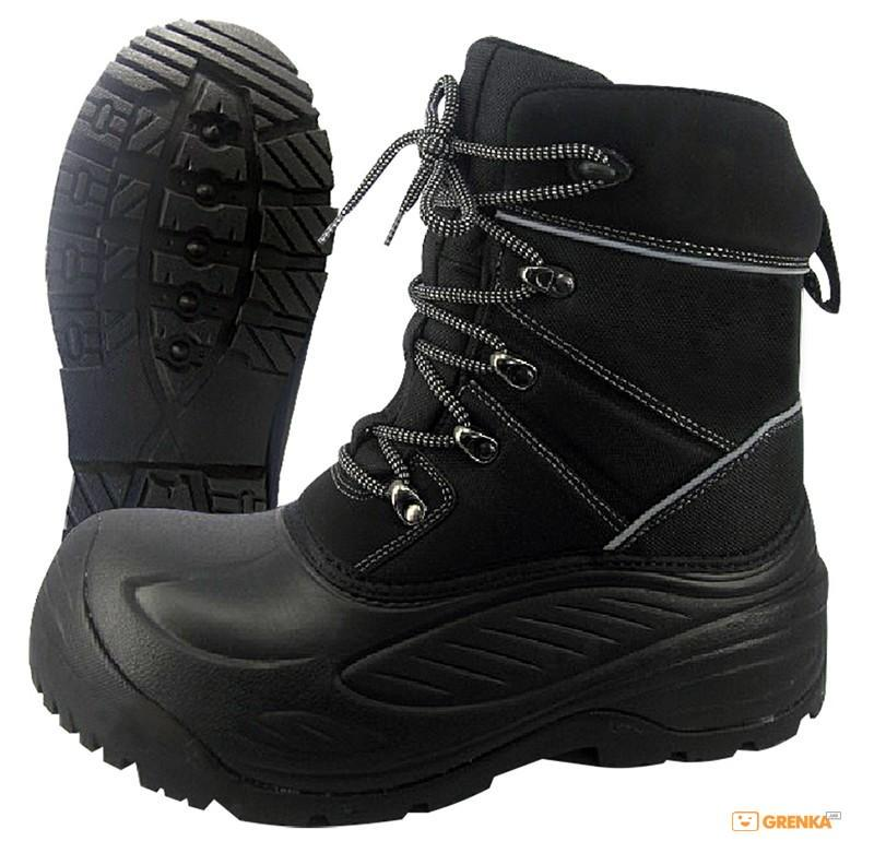 Купить Ботинки зимние Norfin 'Discovery' (комбинирован., вкладыши) -30 ° / р. 41 (14960-41)