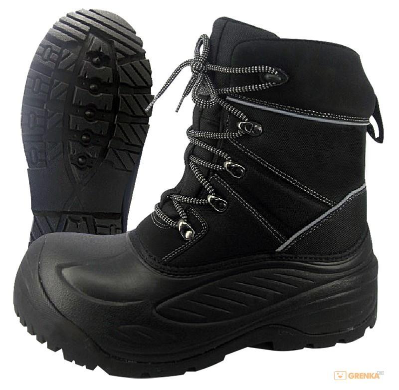 Купить Ботинки зимние Norfin 'Discovery' (комбинирован., вкладыши) -30 ° / р. 46 (14960-46)