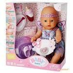 Кукла Baby Born Феечка' (43 см с чипом и аксессуарами)