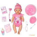 Кукла Baby Born 'Очаровательная Малышка' (43 см с чипом и аксессуарами)