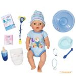 Кукла Baby Born 'Очаровательная Малыш' (43 см с чипом и аксессуарами)