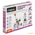 Конструктор STEM - 'Законы Ньютона: инерция, движущая сила, энергия'